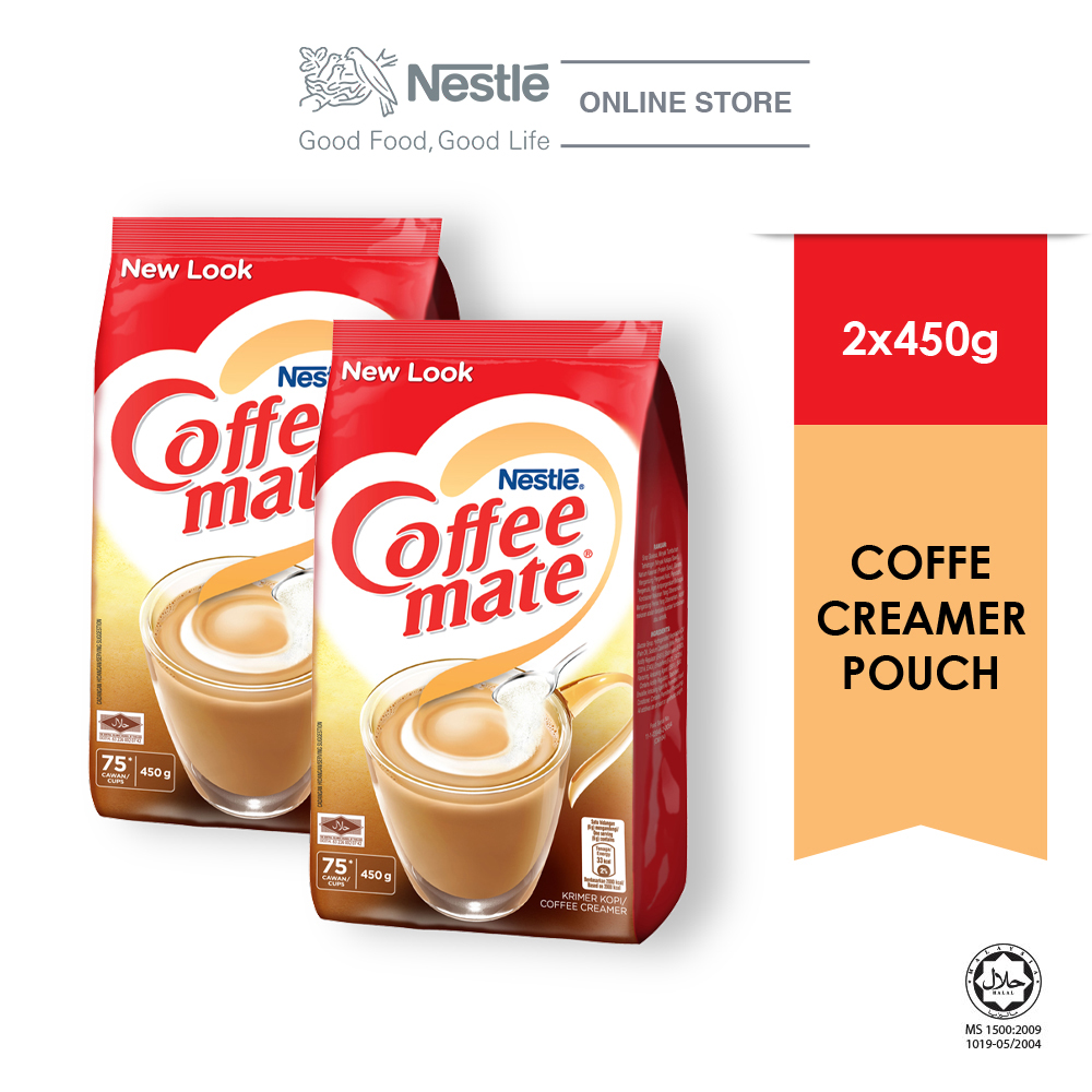 COFFEE-MATE Pouch 450g x2 pouches