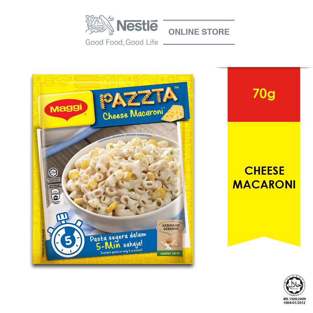 MAGGI PAZZTA Cheese 70g ExpDate:NOV20
