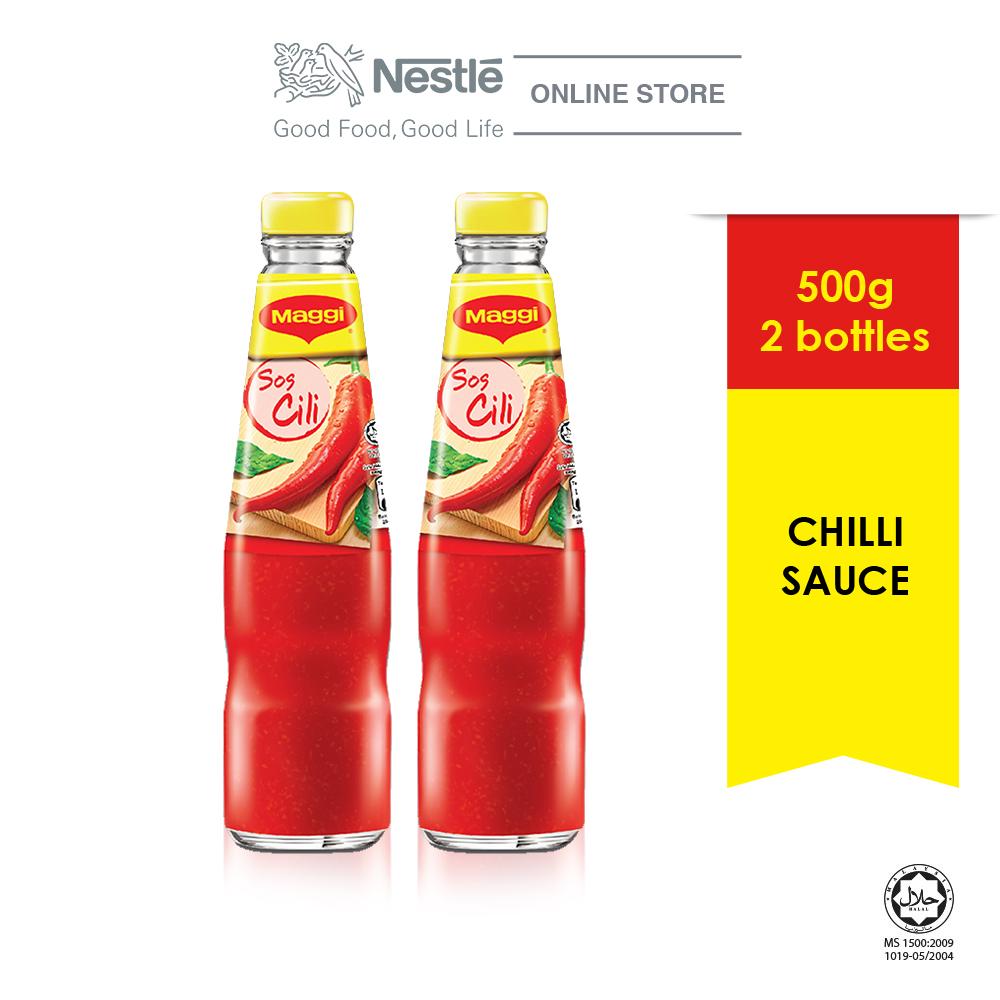 MAGGI Chilli Sauce 500g x2 bottles