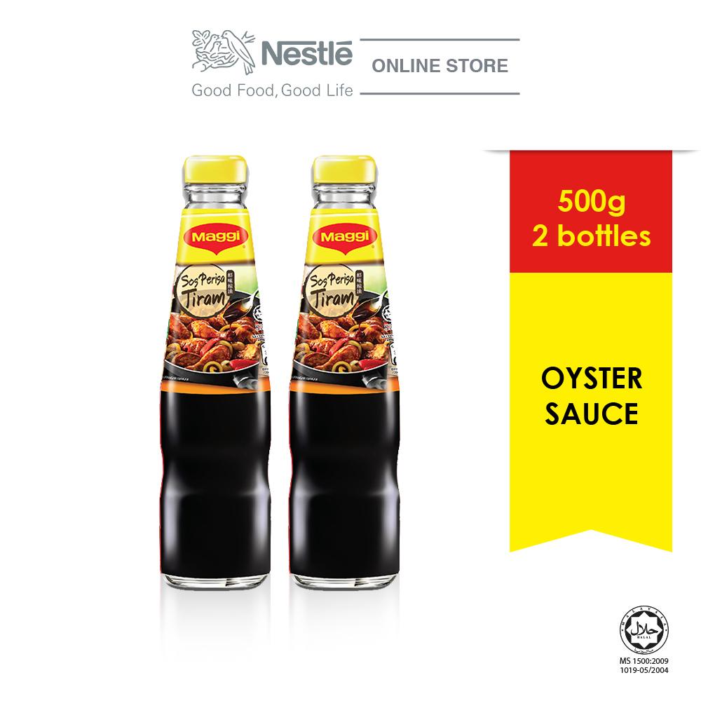 MAGGI Oyster Sauce 500g, Bundle of 2