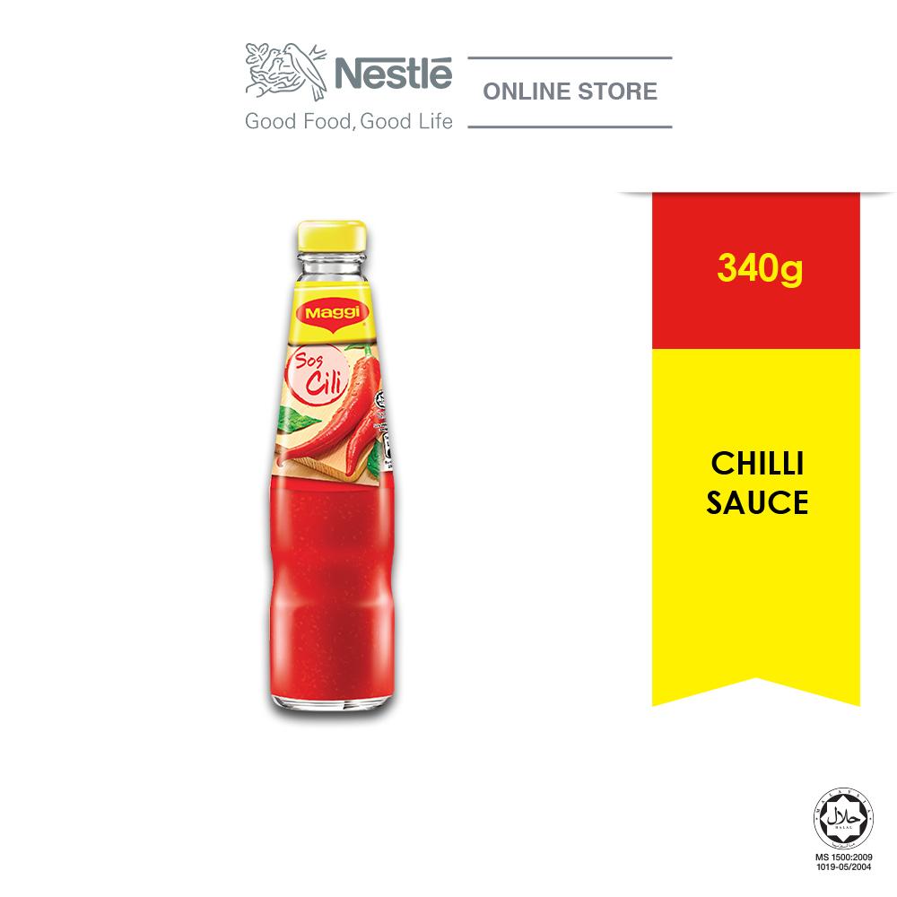MAGGI Chilli Sauce 340g ExpDate:Mar21