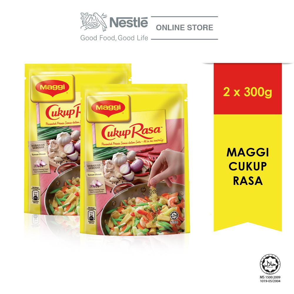 MAGGI Cukup Rasa All In One Seasoning 300g x2 packs