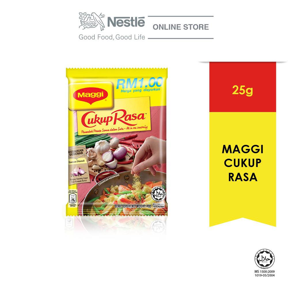 MAGGI Cukup Rasa All In One Seasoning 25g ExpDate: Jun21