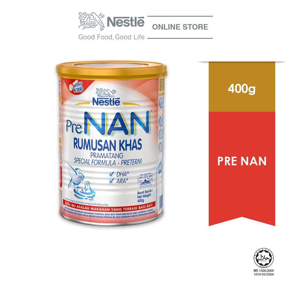 PRE NAN, Preterm Tin 400g