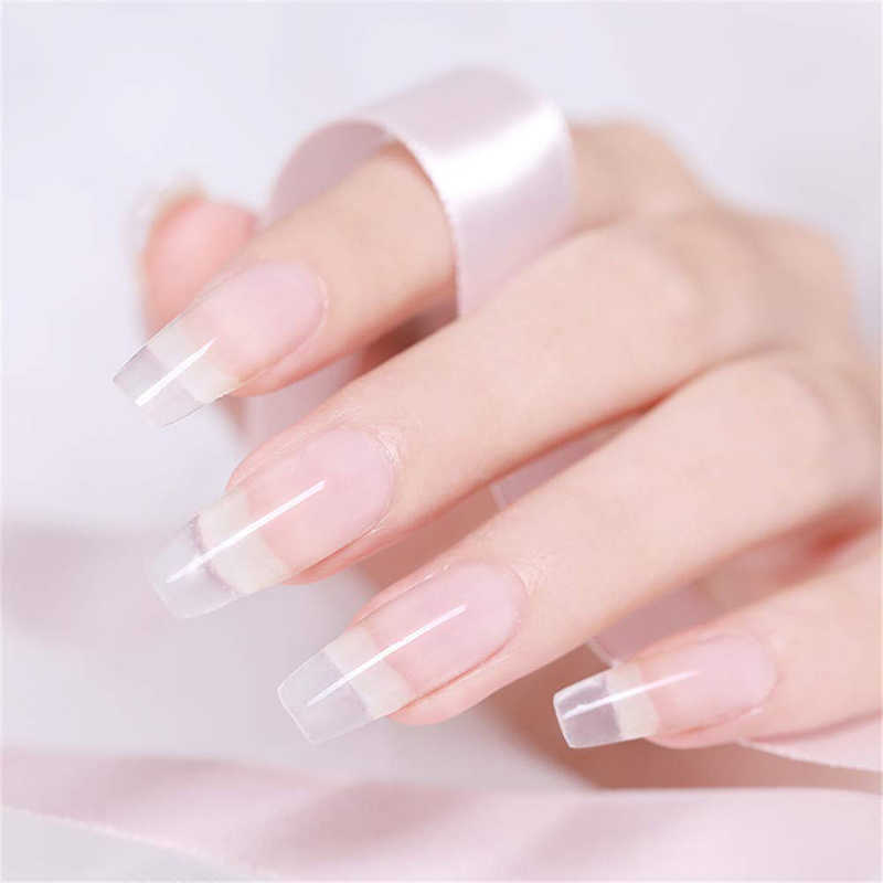 Francheska Nail System Gel Nail Extension (EXTENSIONS ONLY, GLUE NOT PROVIDED)