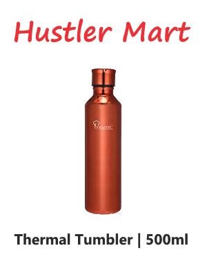 La gourmet 0.5L Thermal Tumbler ( UV Coating Color Red )