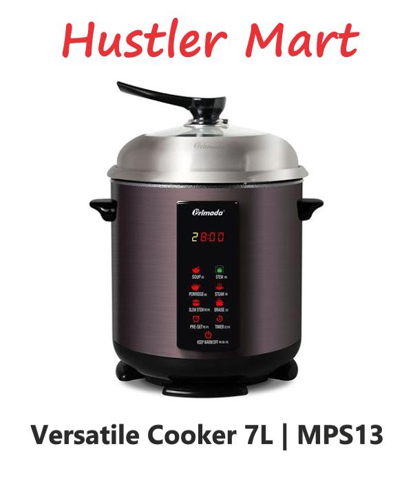 Primada Versatile Cooker MPS13