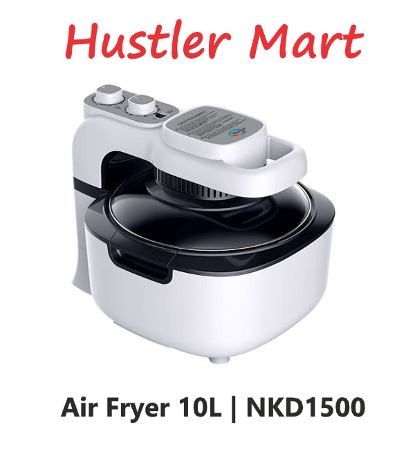 Nakada 10 Liter Air Fryer NKD1500