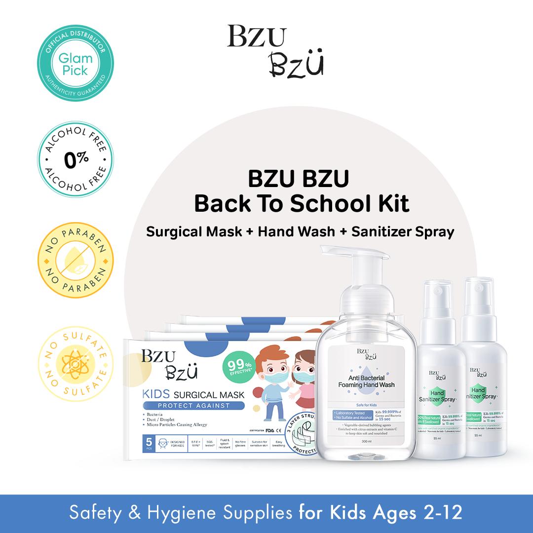 BZU BZU Back To School Kit