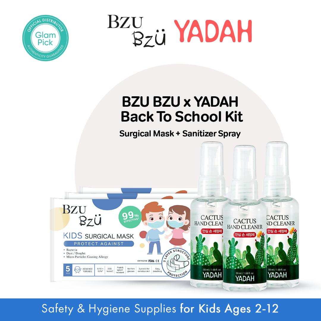 YADAH x BZU BZU Back To School Kit