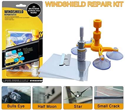 Windshield Repair Kits DIY Car Window Repair Tools