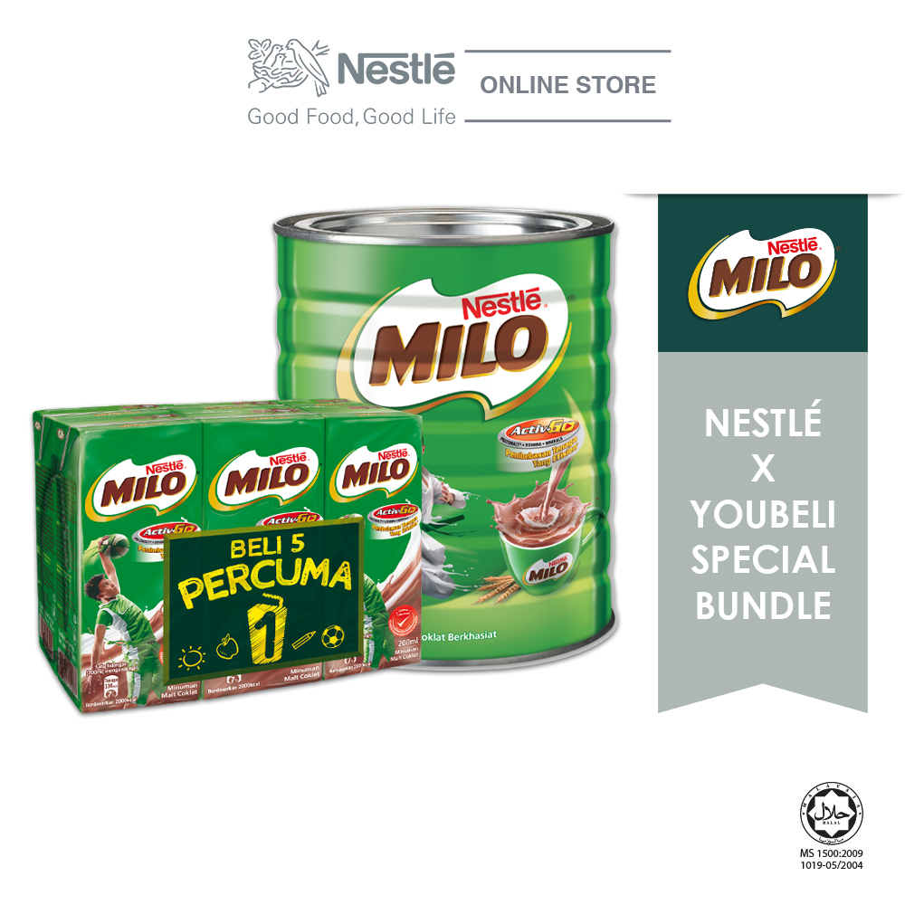 [Limited Time Offer] NESTLÉ x Youbeli Special Bundle