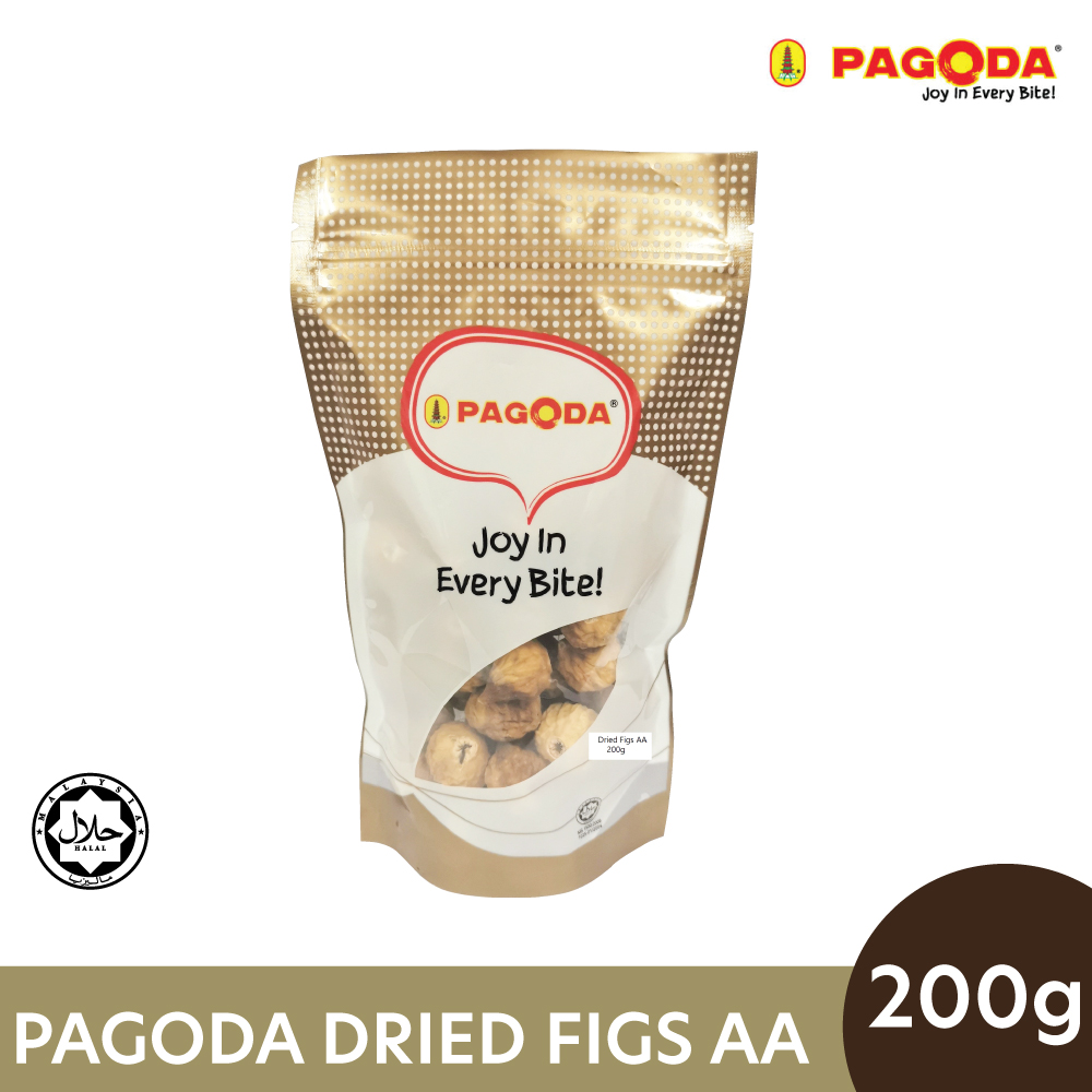 Pagoda Dried Figs AA 200g