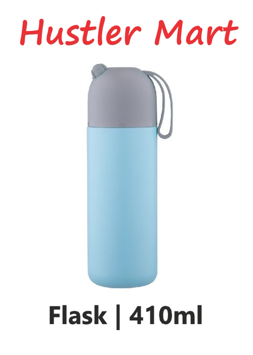 La gourmet Trendt Collectuon 410ml Flask with Silicone Strap