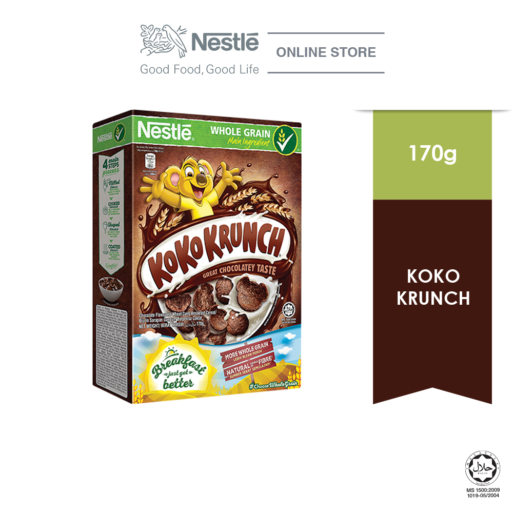 NESTLE KOKO KRUNCH Cereal 170g