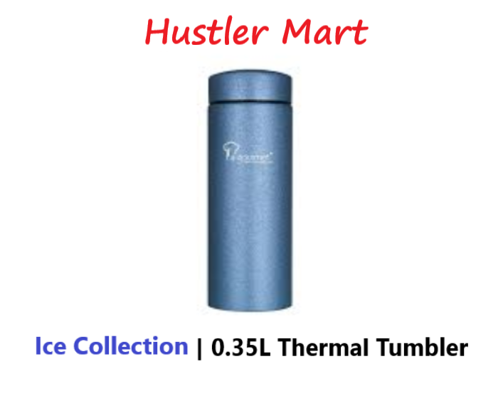 La Gourmet ICE COLLECTION 0.35L Thermal Tumbler - Blue