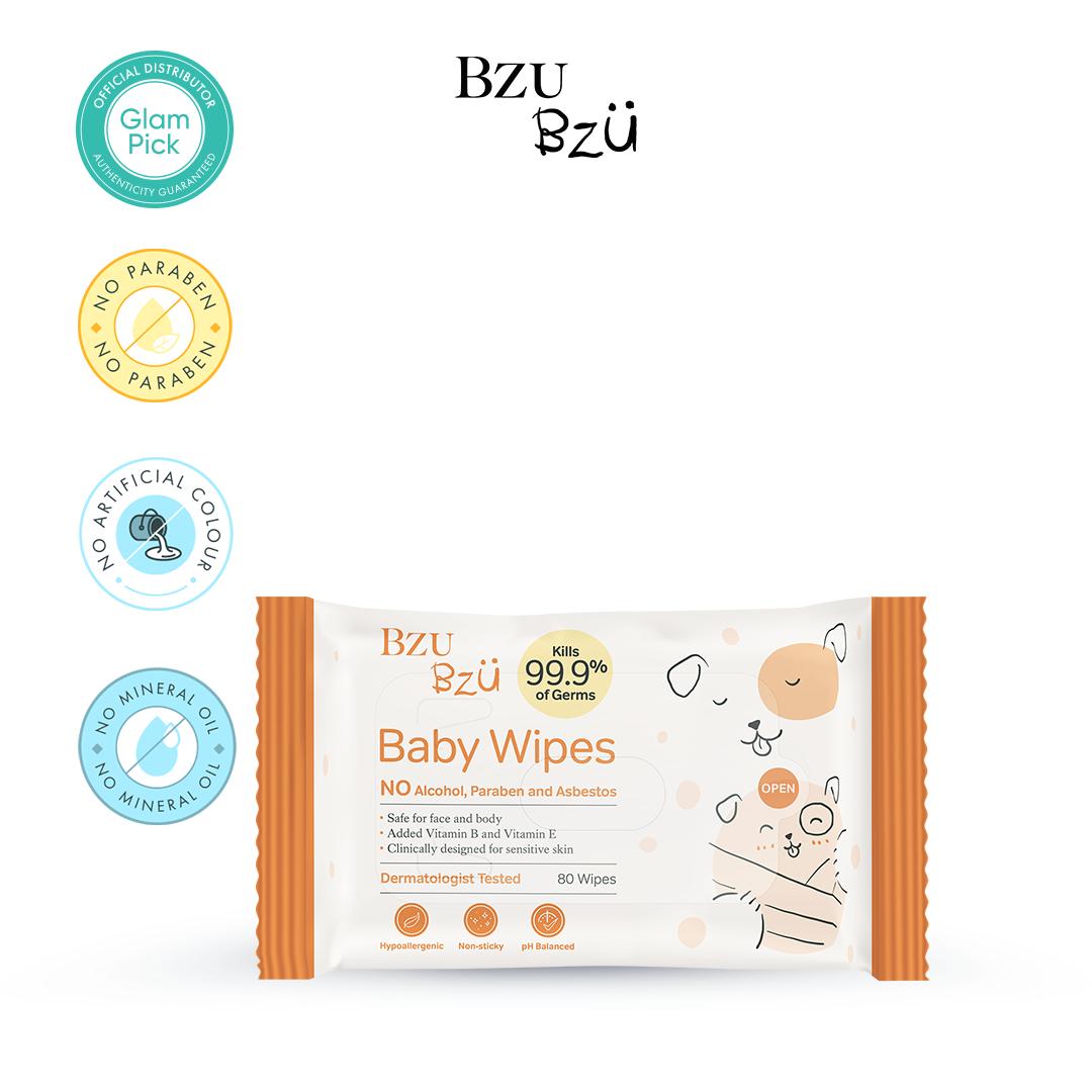 BZU BZU Baby Wipes 30sheets