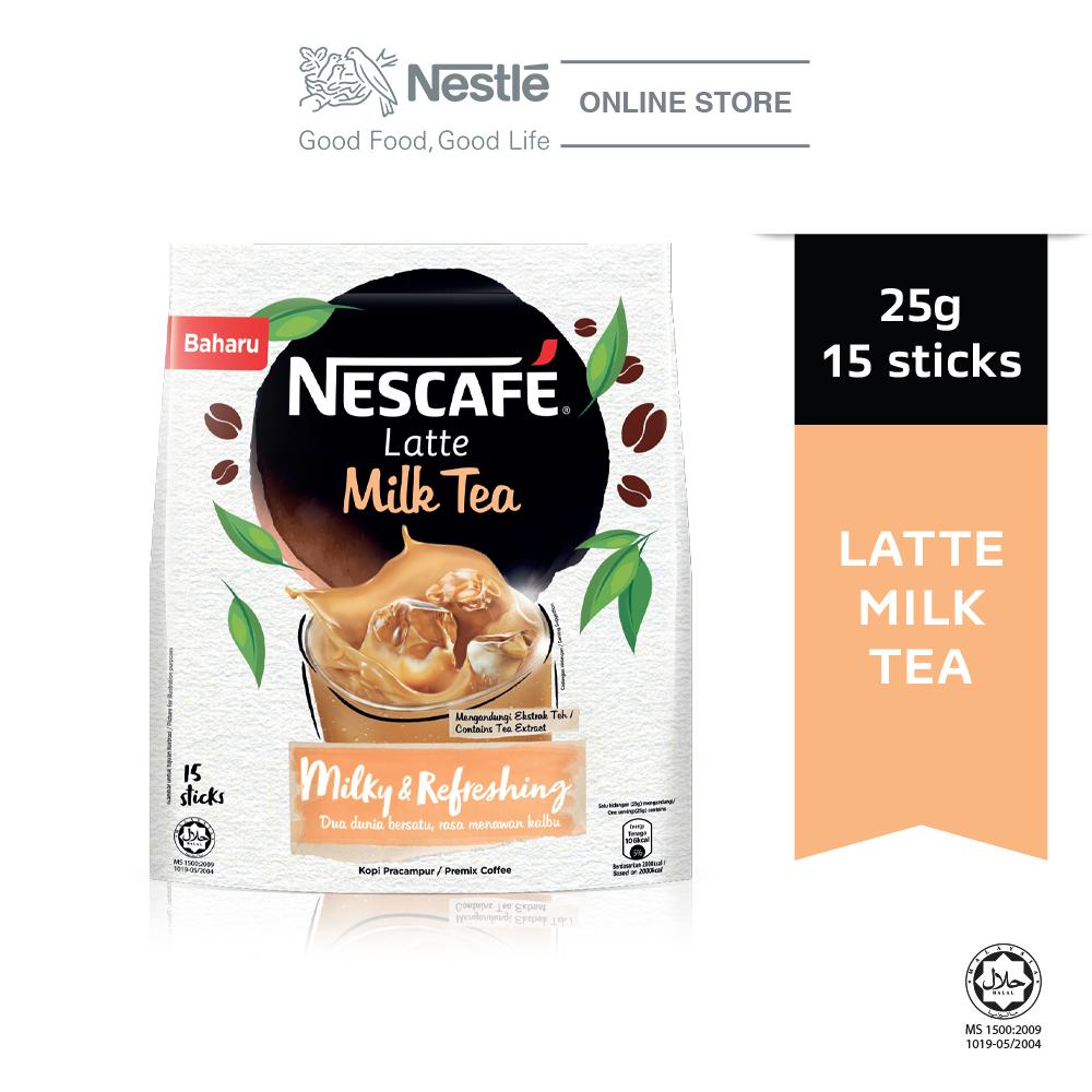 NESCAFE Latte Milk Tea 24(15x25g)
