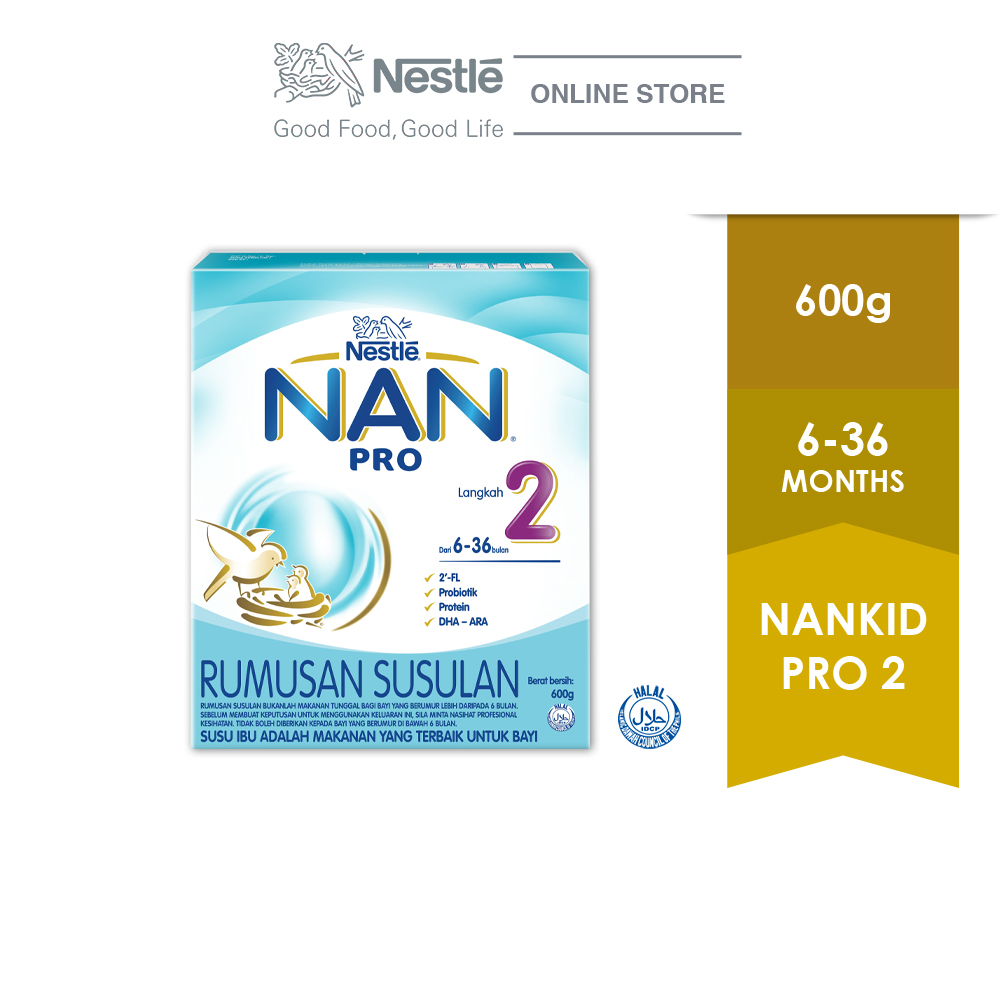 NAN PRO 2 600g