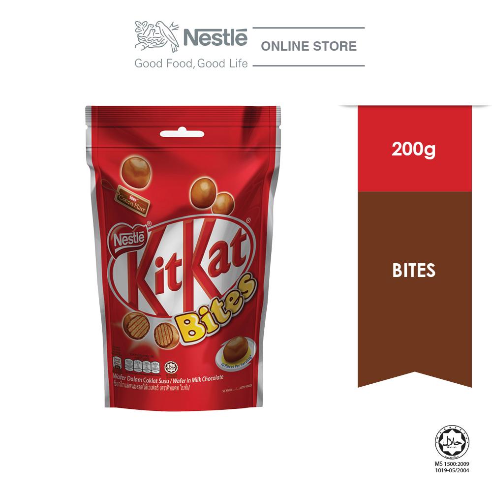 Nestle KITKAT Bites Pack 200g