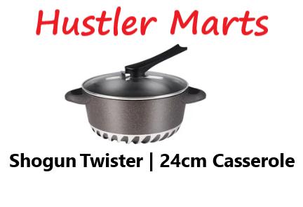 La Gourmet Shogun Twister 24cm x 11cm Casserole