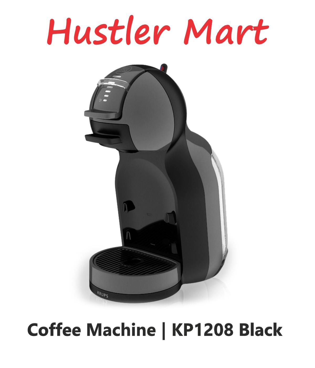 NESCAFE® Dolce Gusto® Mini Me (Black) KP1208 Automatic Coffee Machine