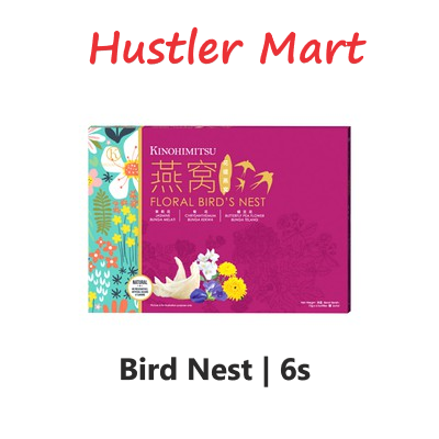 Kinohimitsu Floral Birds Nest 6s