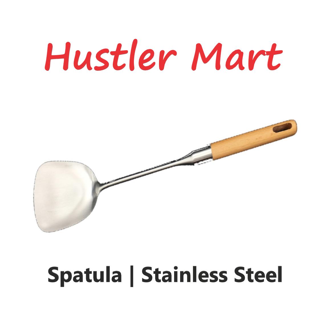 La Gourmet Stainless Steel Spatula
