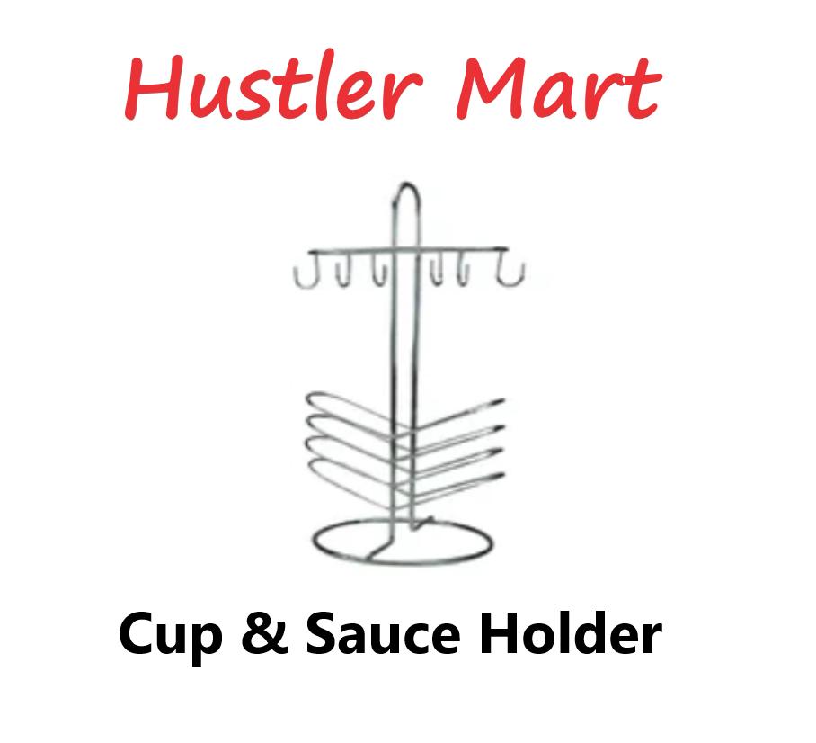 La Gourmet Shogun Cup & Sauce Rack