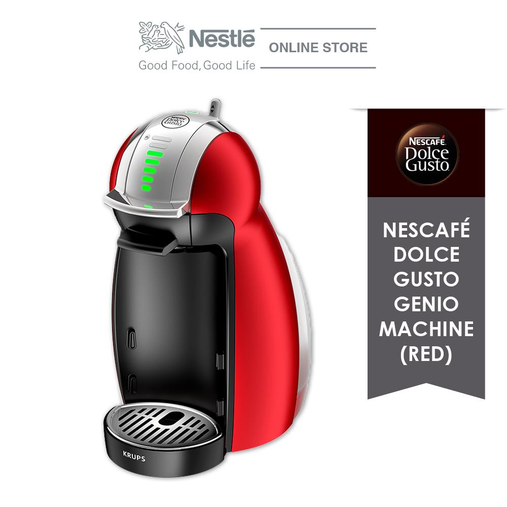 NESCAFÉ Dolce Gusto® Genio 2 (Red) Automatic Coffee Machine