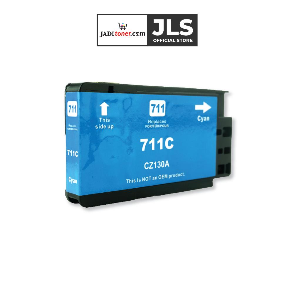 Jadi Remanufactured HP 711 29-ml Cyan