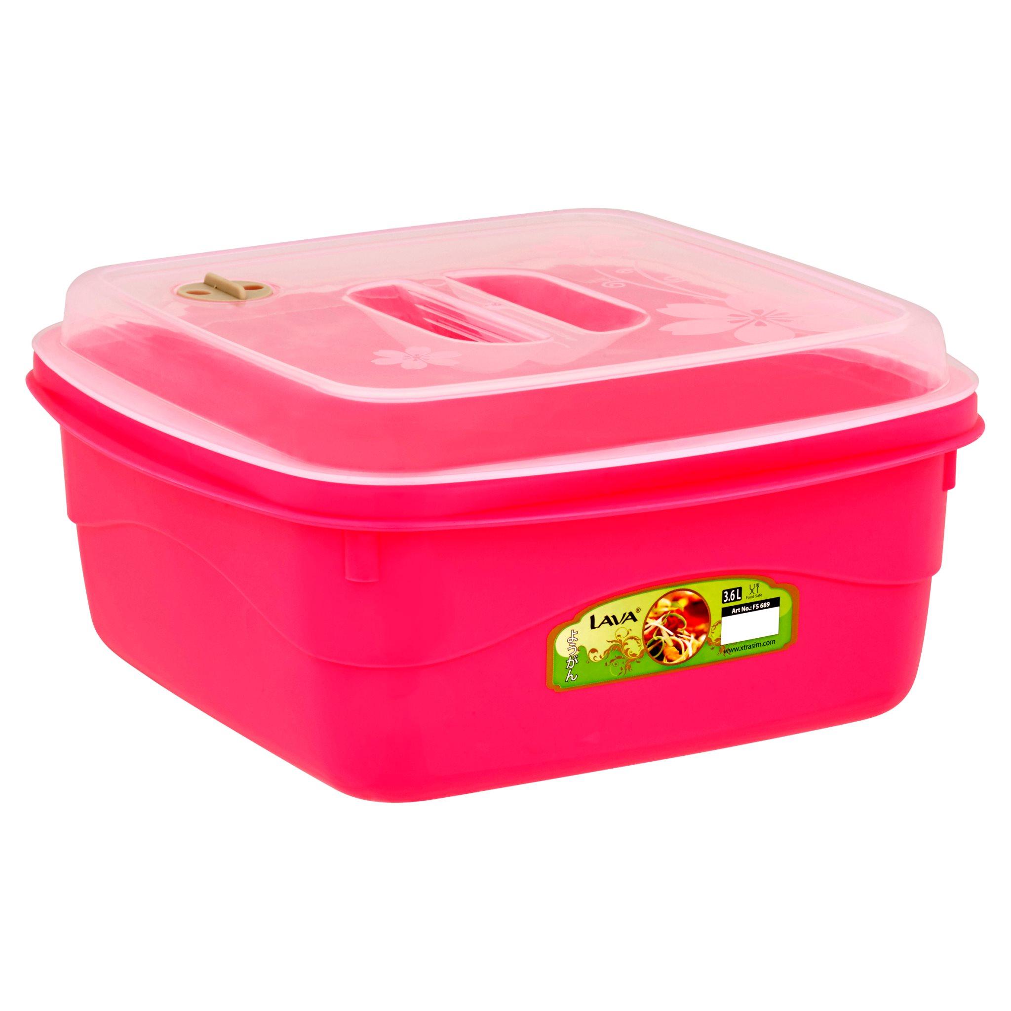 Lava Food Container FS689 3.6L