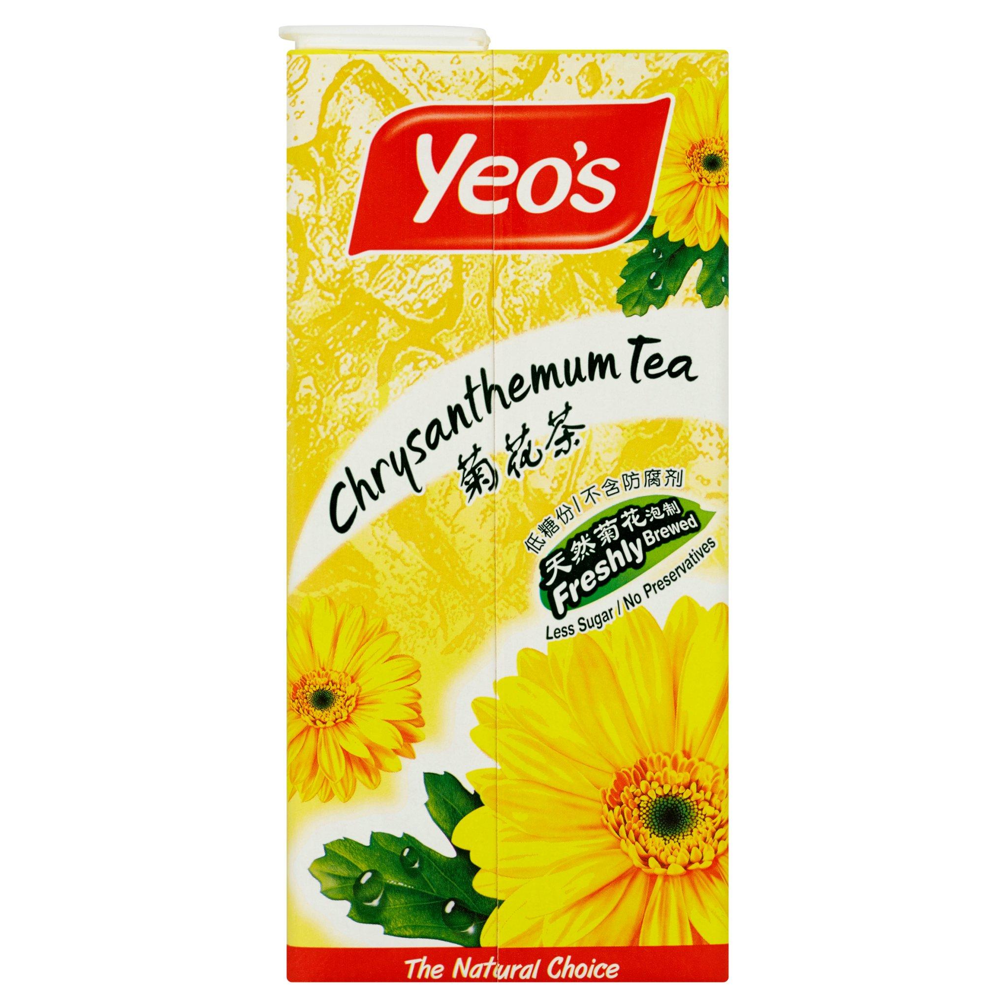 Yeo's Chrysanthemum Tea (1L)