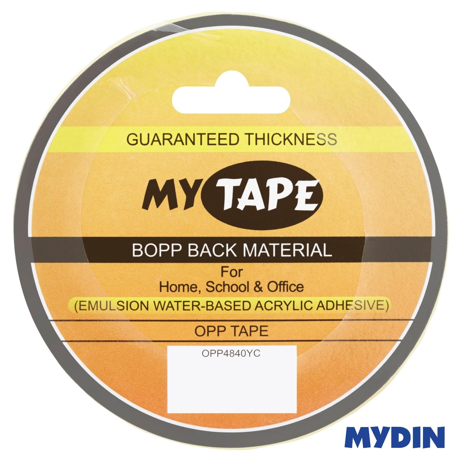 My Tape OPP Tape OPP4840YC