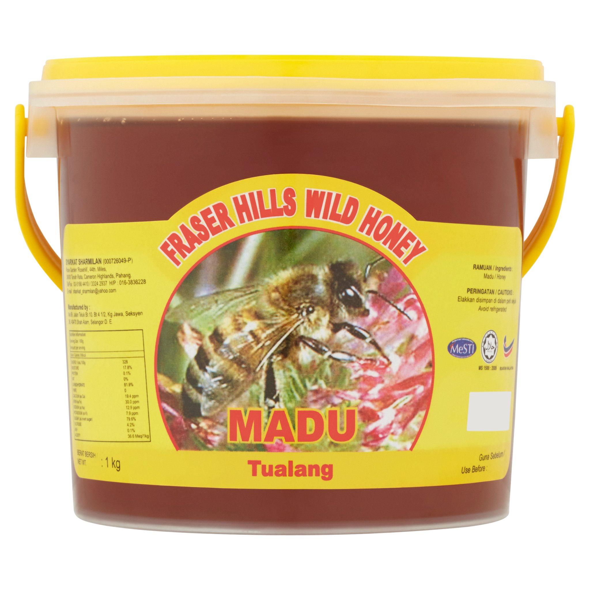 Fraser Hills Honey Wild (1Kg)