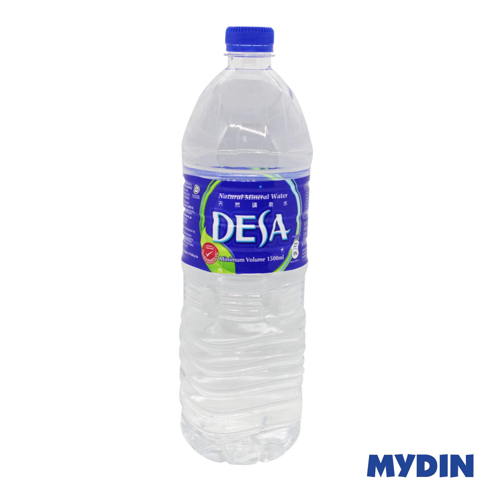 Desa Mineral Water (1.5L)