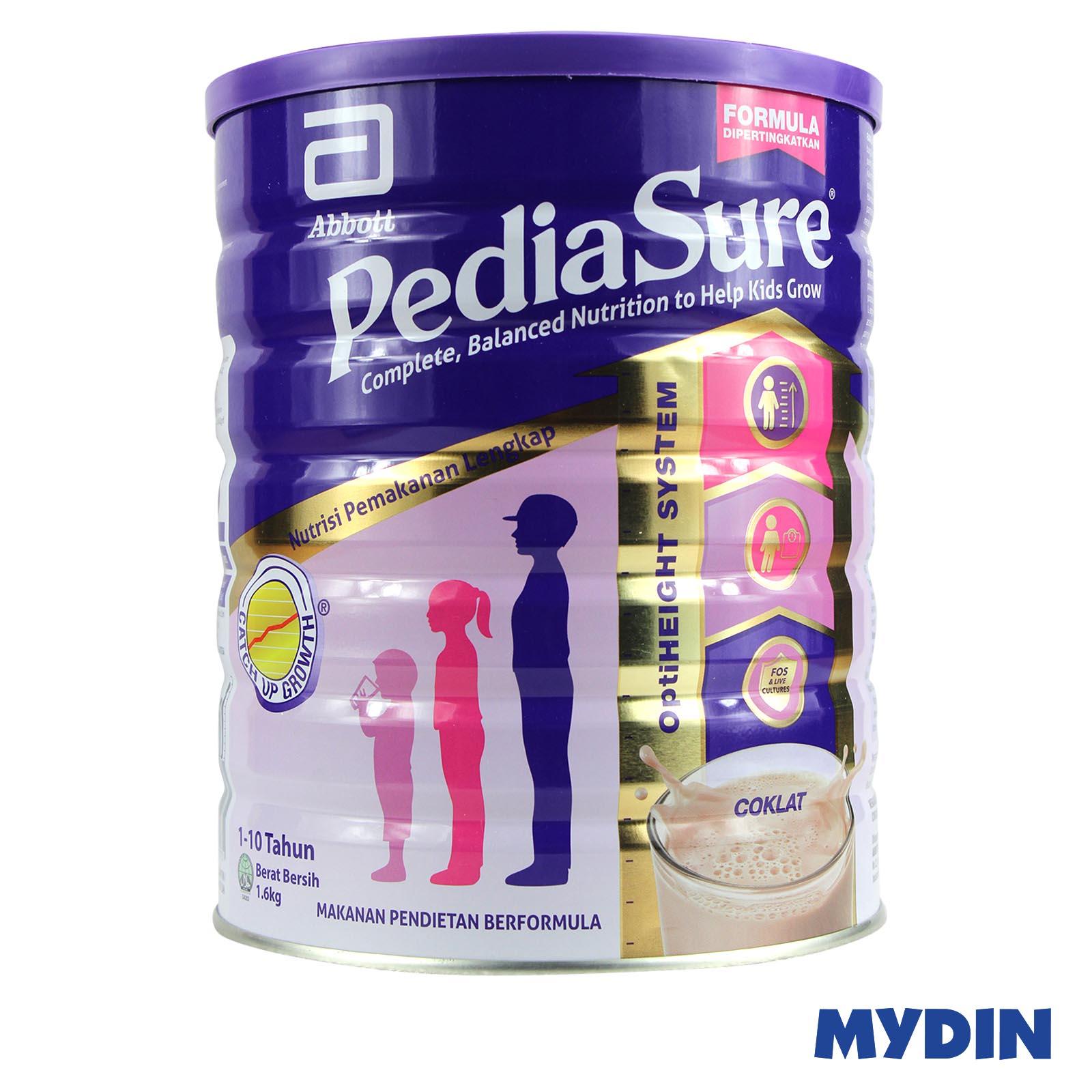 Pediasure OptiHeight System 1.6kg Chocolate