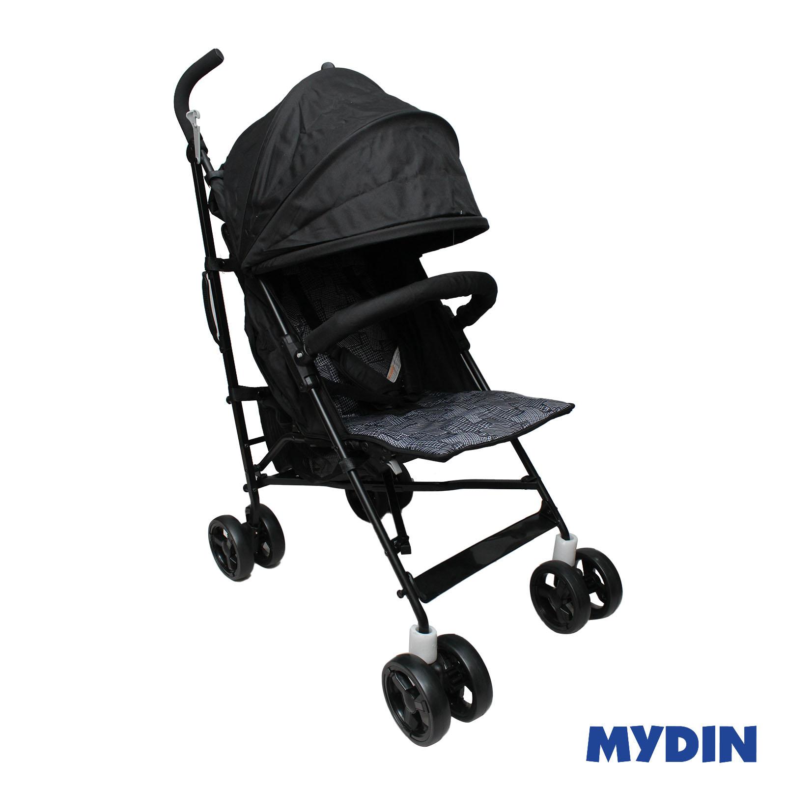 MYBB Baby Umbrella Stroller Black 0718SAHBCP02A