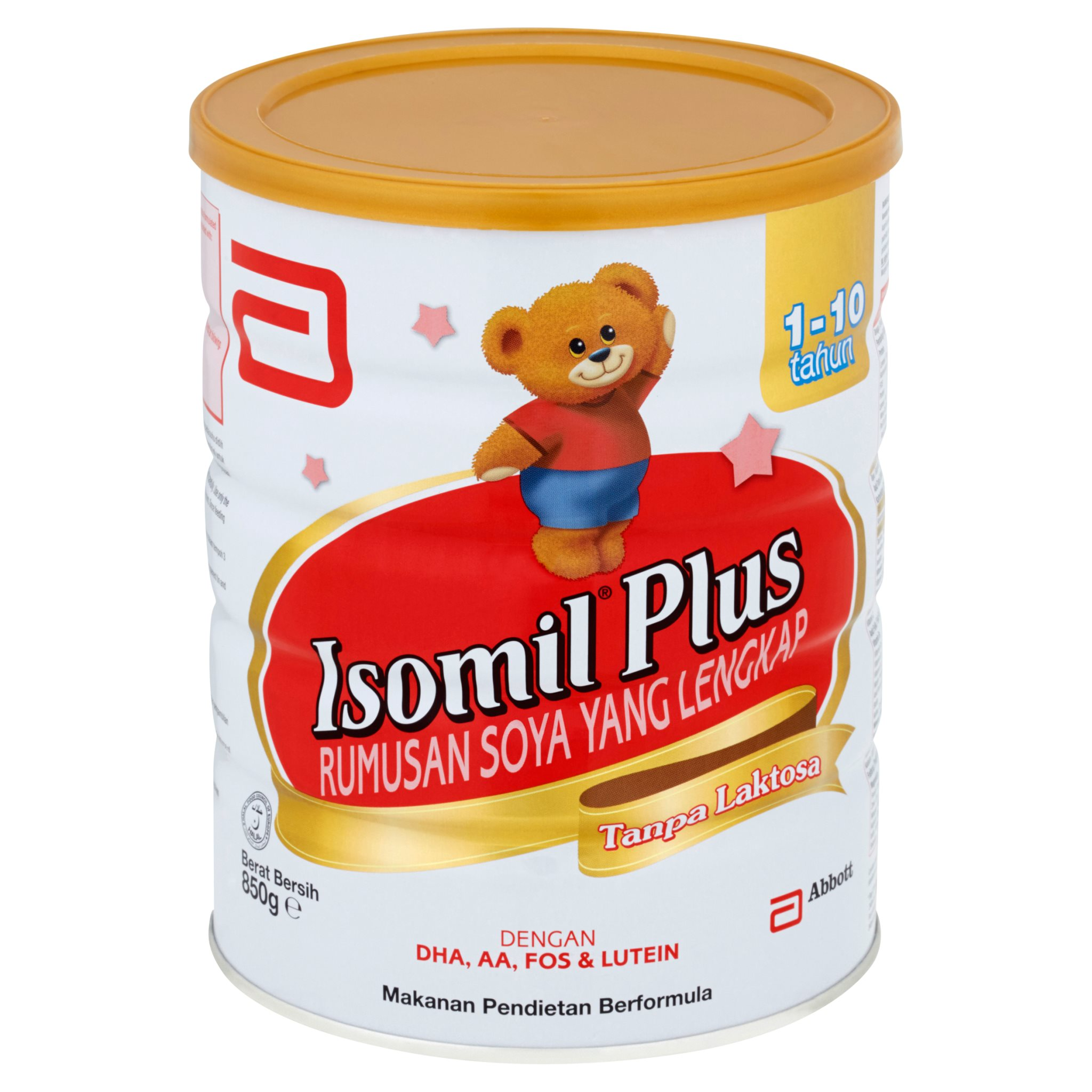 Isomil Plus 1 – 10 Years Old Milk Powder (850g)