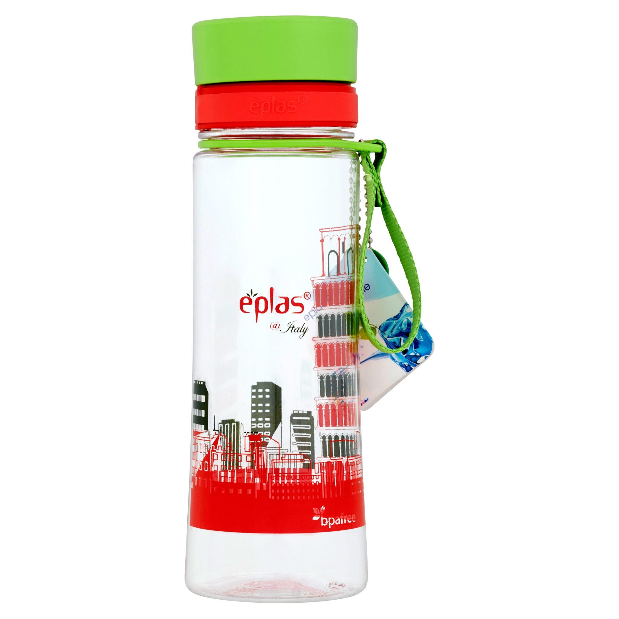 EPLAS Water Bottle With Handle EGH-500BPA (500ml)