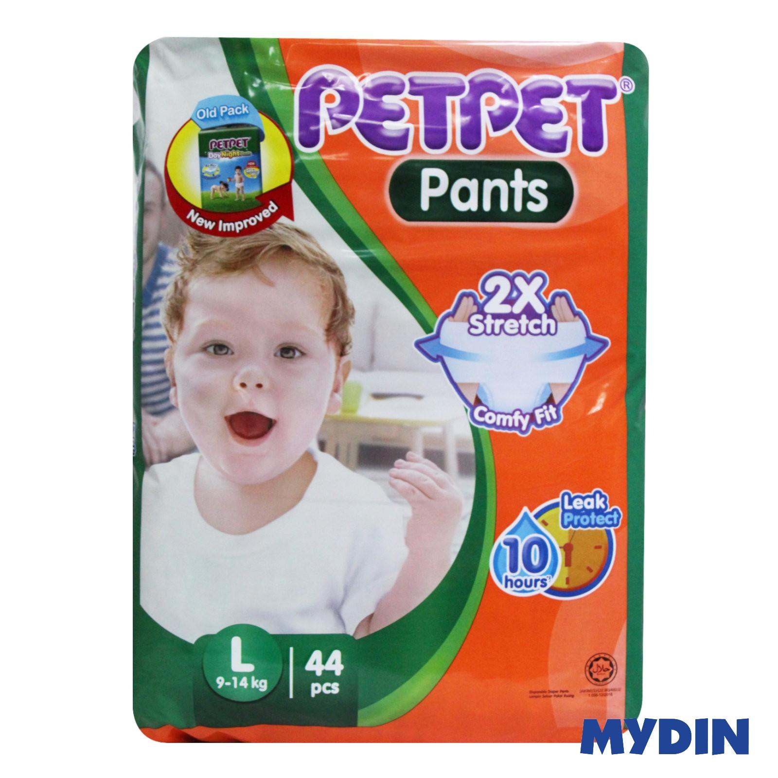 Pet Pet Pants Jumbo L (44pcs)