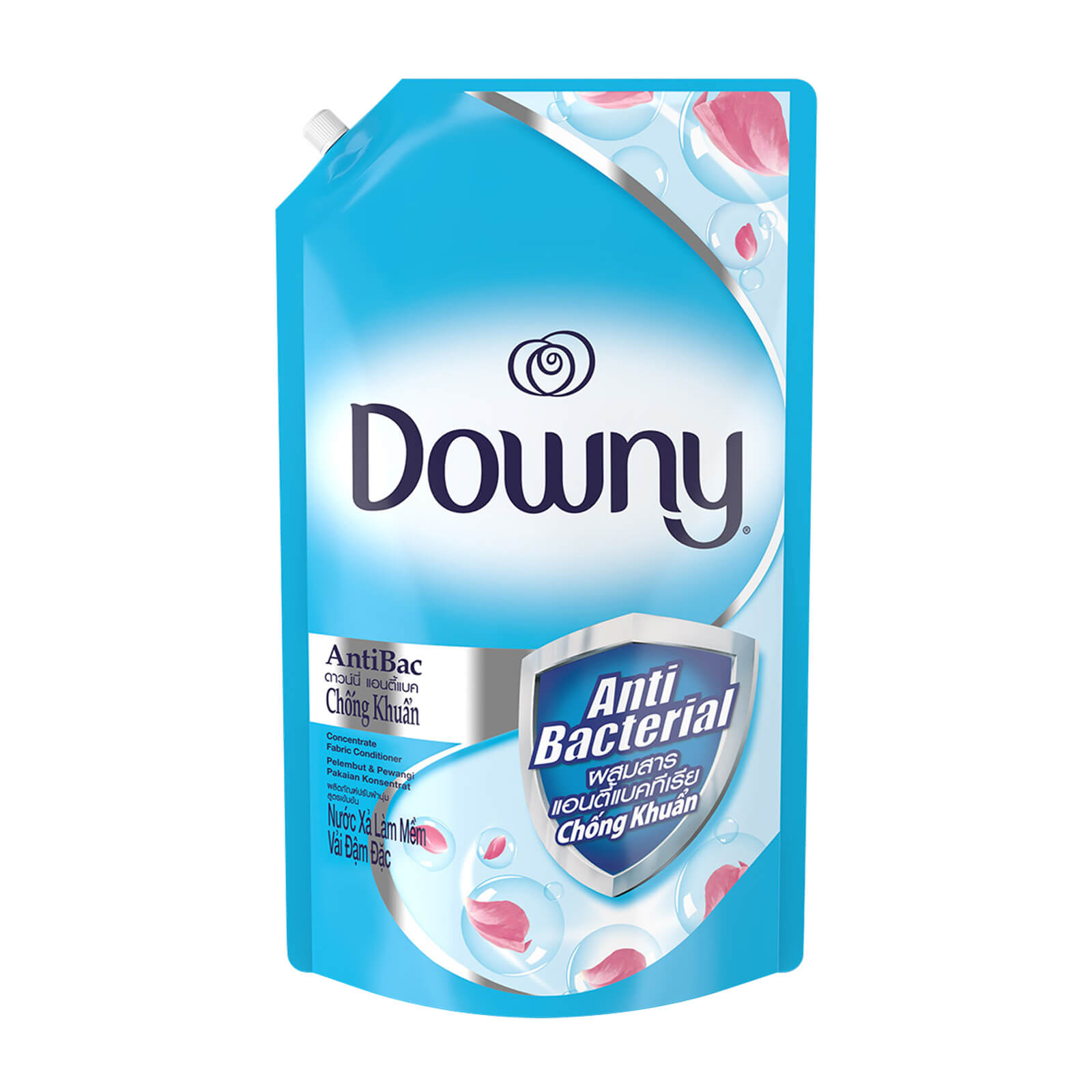 Downy Anti Bacterial Fabric Conditioner Refill (1.5L)