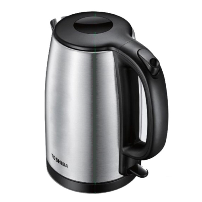 124-Toshiba 1.7L Jug Kettle SUS304 Grade Stainless steeL KT-17SH1NMY KT17SH1NMY