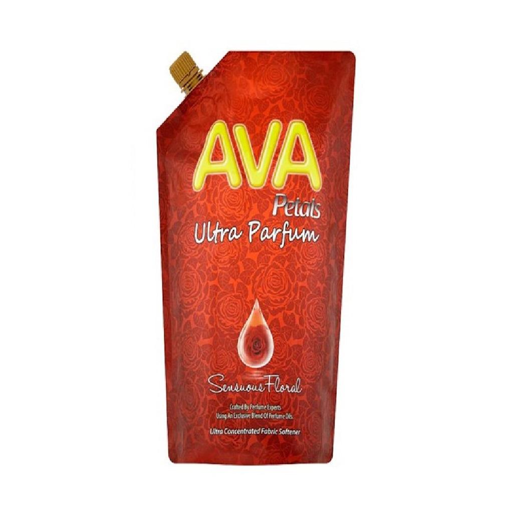 Ava Petals Ultra Parfum Sensuous Floral Softener Refill 1600ml