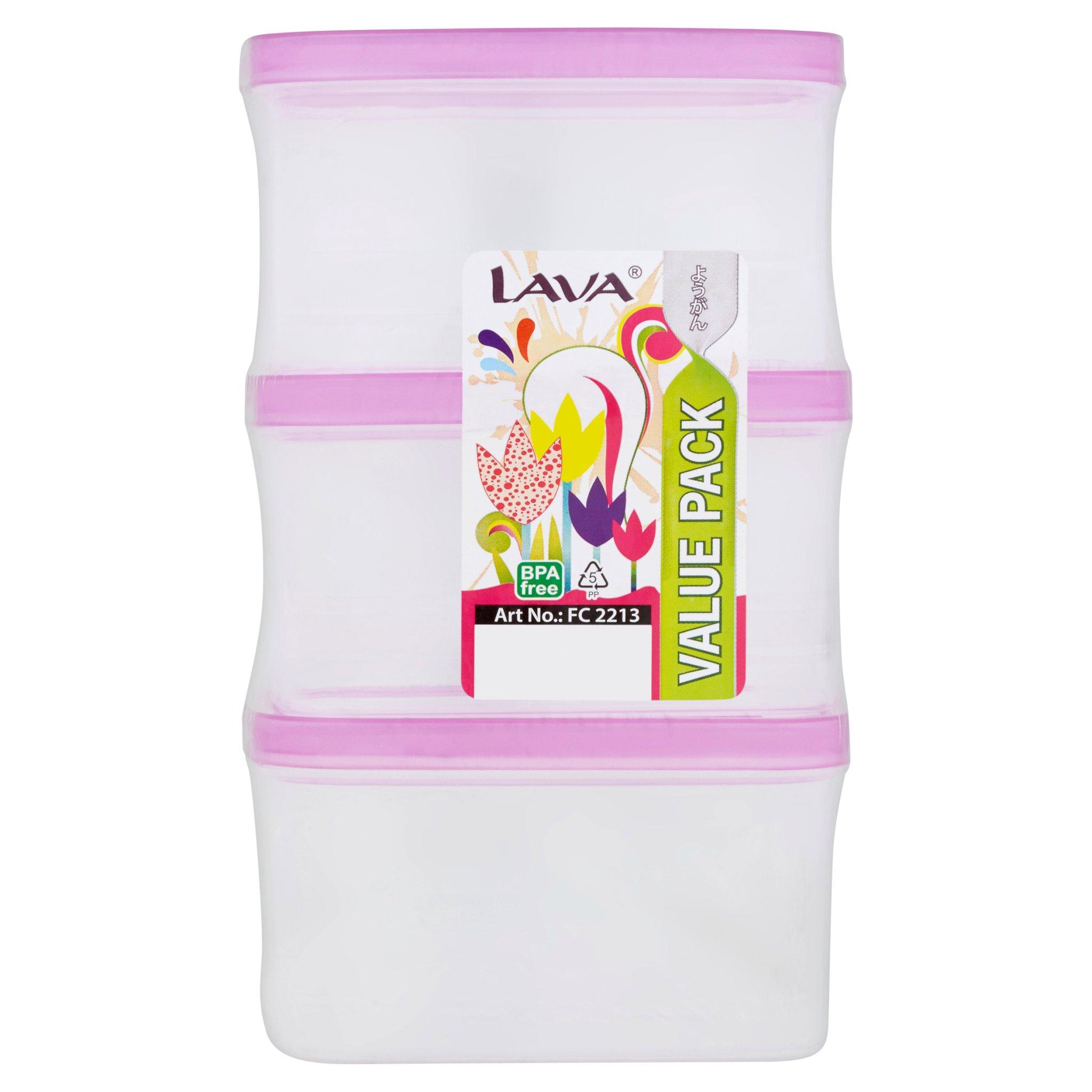 Lava Food Container FC2213