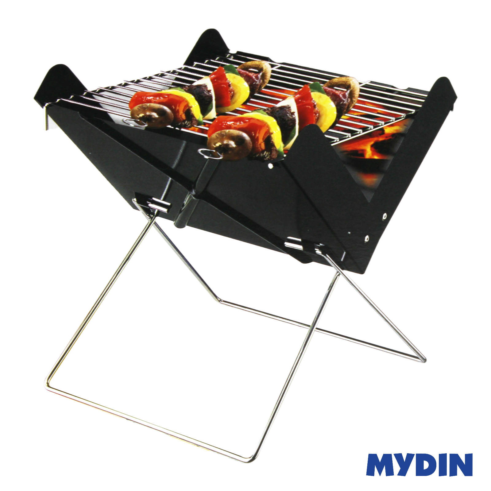 Portable Charcoal Grill S7103