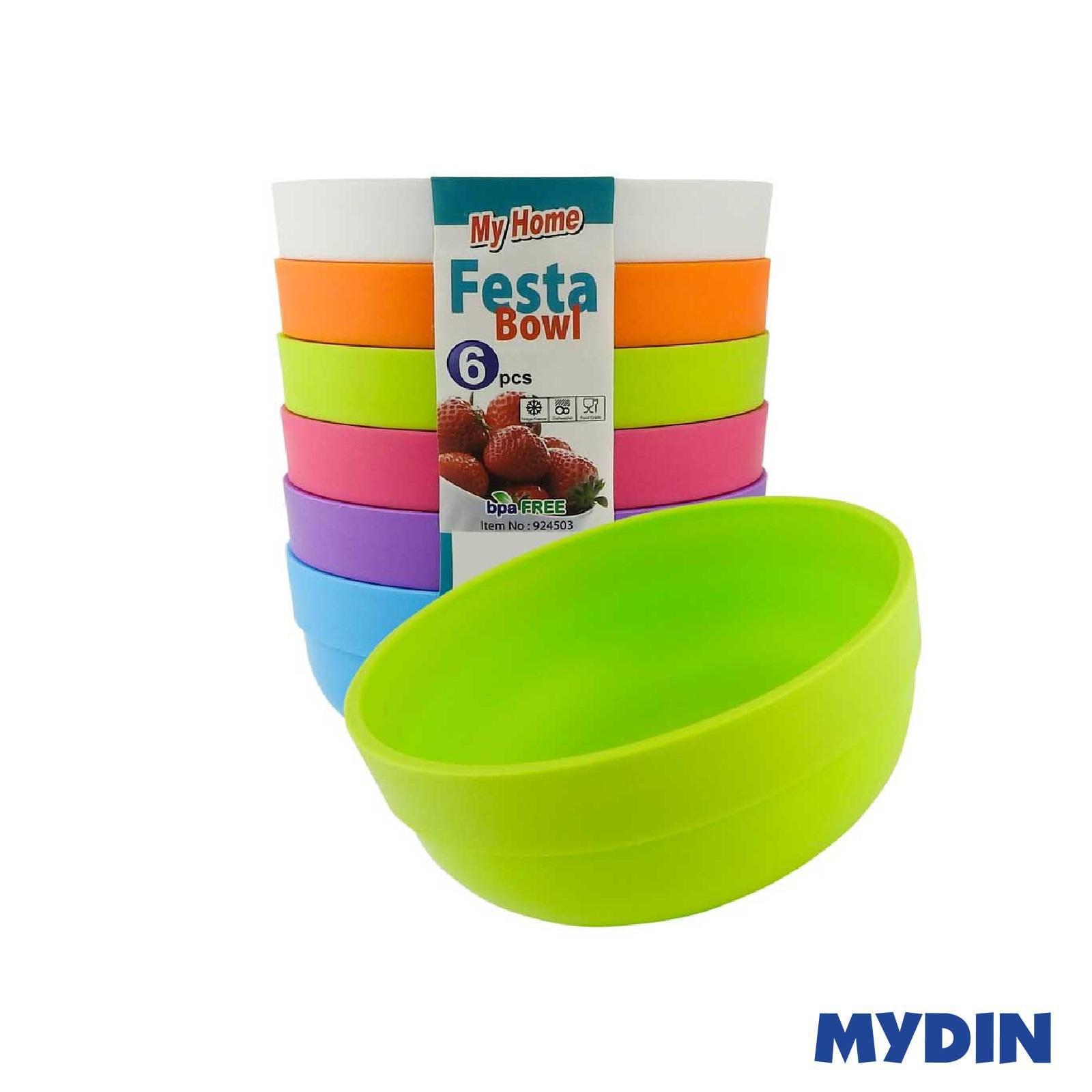 My Home Festa Bowl 6s 924503