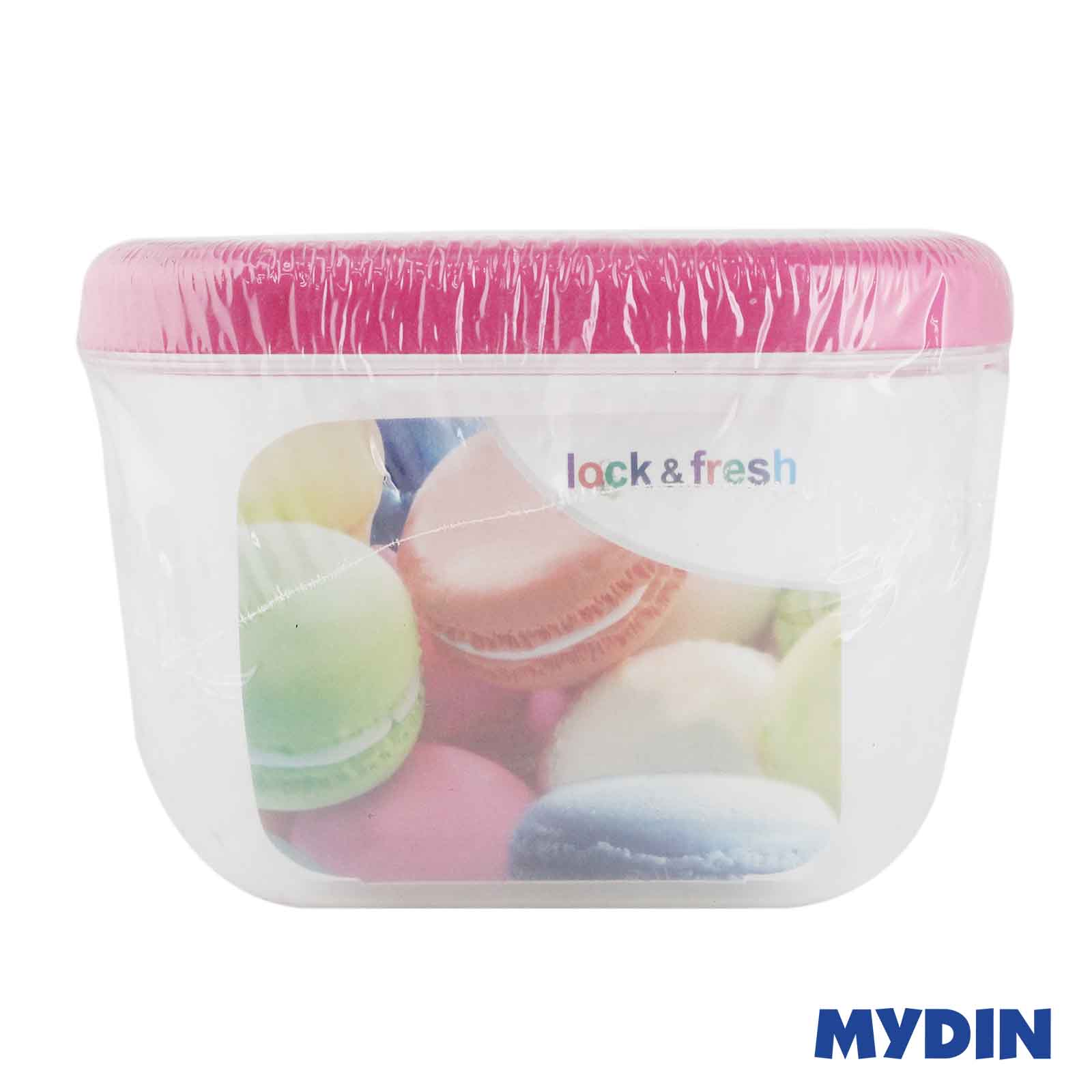 My Home Pink Food Container 900ml 82263