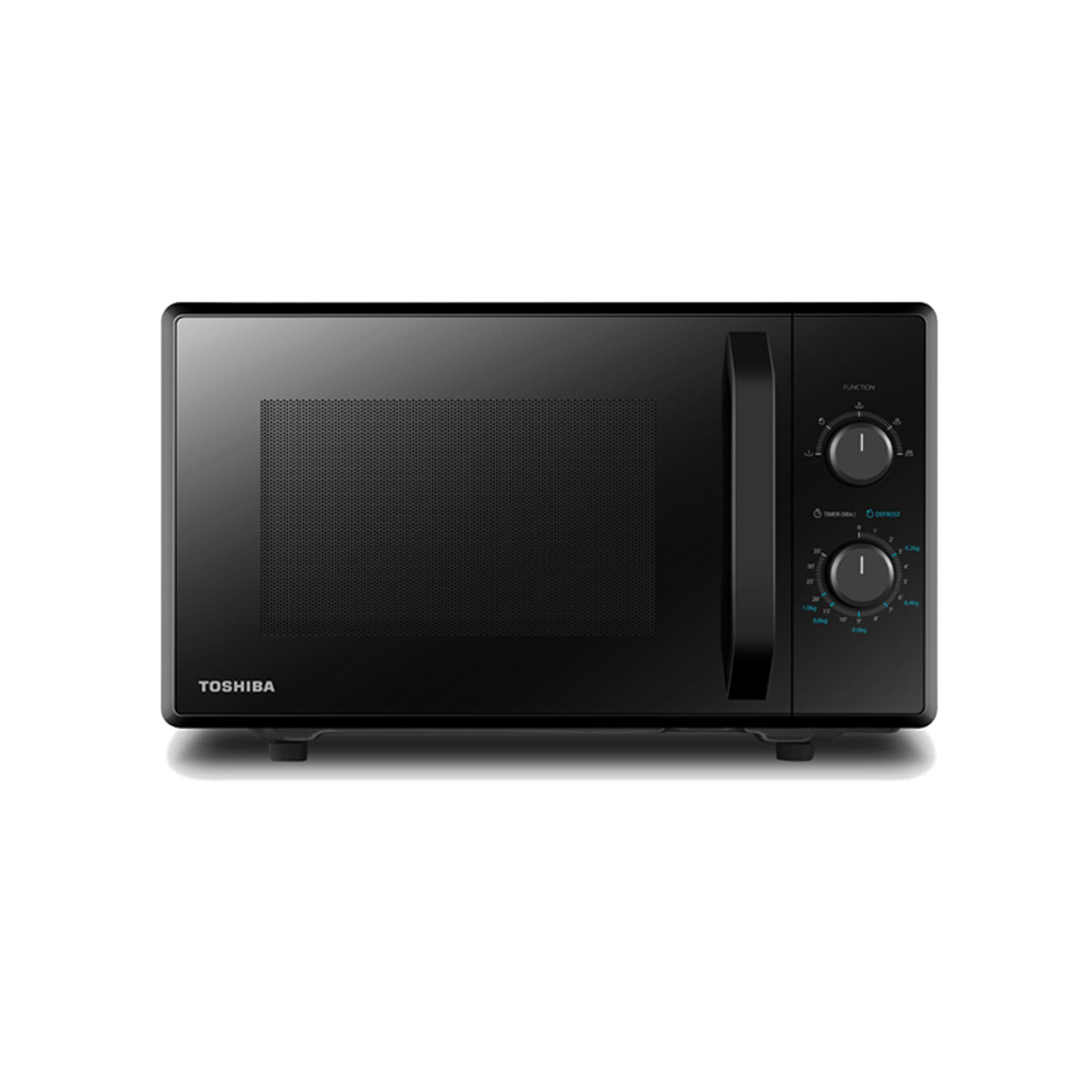 Toshiba 21L Microwave Oven pemanas lauk MW2-MM21PF(BK)