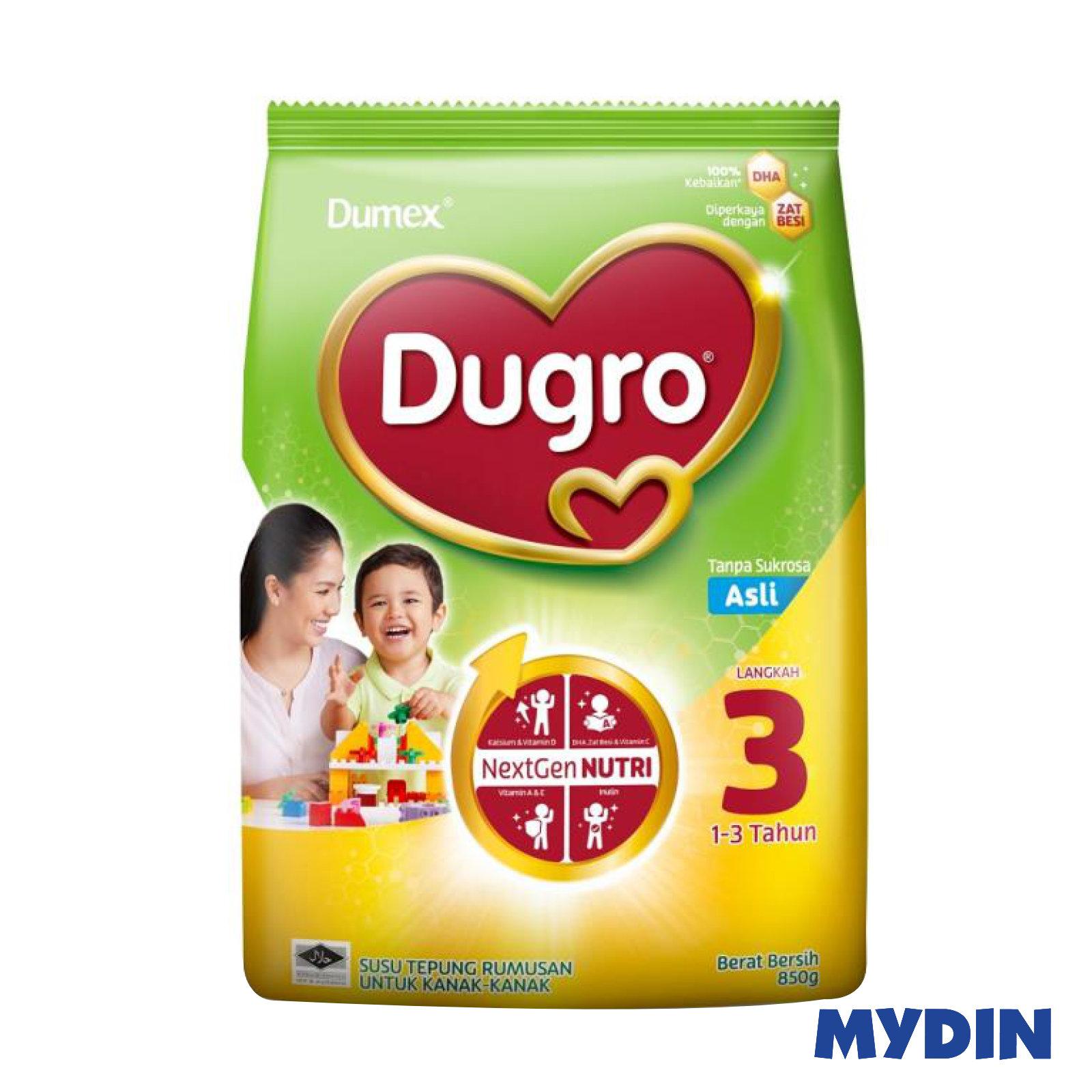 Dumex Dugro 3 Original (850g)